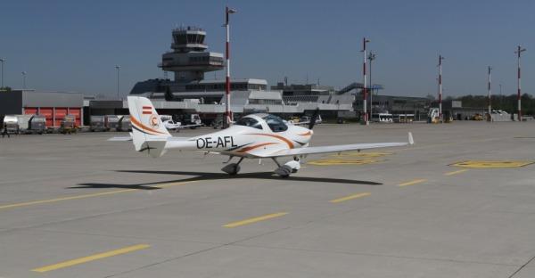 Schnupperflug am Flughafen Linz gewinnen!