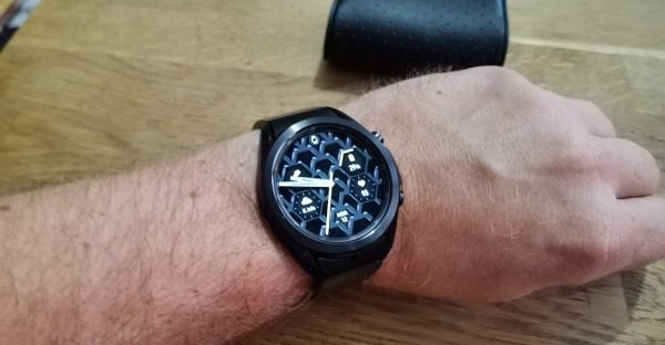Tech-Blog: Samsung Galaxy Watch 3 Titan im Test