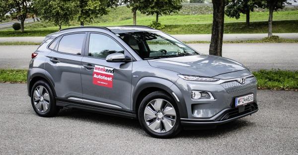 Test: Hyundai Kona electric - Reichweitenking