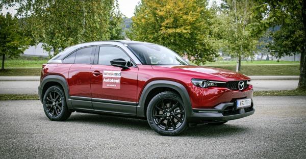 "Test: Mazda MX-30 Elektro - Sehr ""spannend""!"