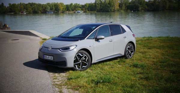 Kurztest VW ID.3 - Volt und Volkswagen
