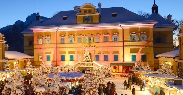 Erster Christkindlmarkt in Salzburg komplett abgesagt