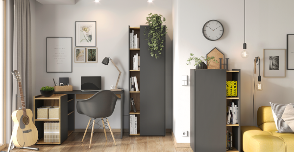 Homeoffice: Mein Büro zu Hause