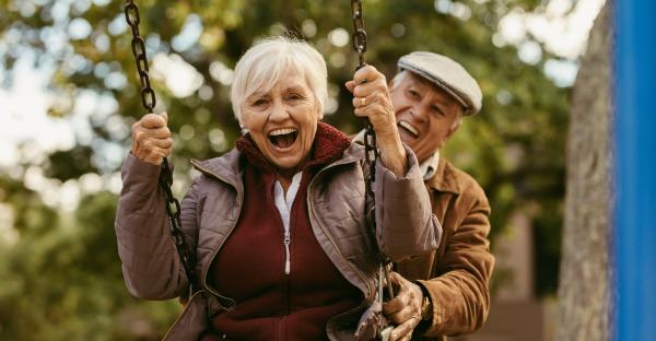 Fit und aktiv bis ins hohe Alter