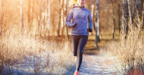 Geht nicht, gibt's nicht: 6 Tipps fürs Laufen bei kalten Temperaturen
