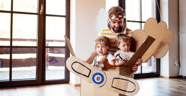 Familienspaß: 10 Tipps gegen Langeweile im Herbst
