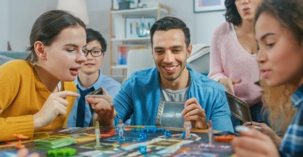 Die fünf besten Gesellschaftsspiele