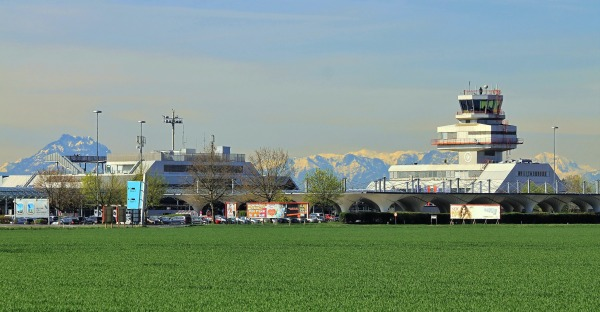 Alarmstufe Rot am Airport Linz