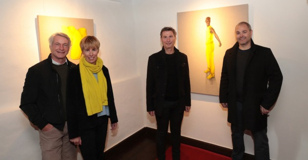 Ausstellung Schloss Amberg: Spitzars Gelber Herbst