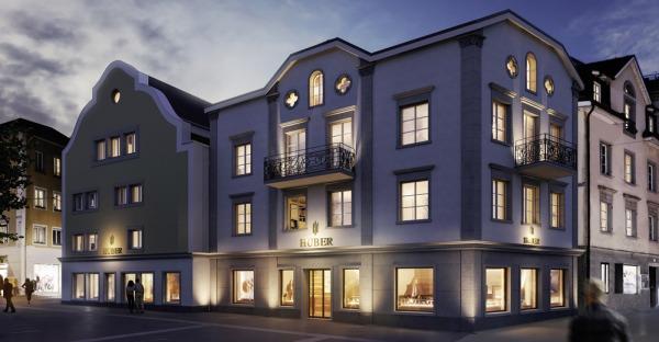 Eröffnung Huber Fine Watches & Jewellery Bregenz