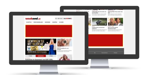 Die Weekend Online - Mediadaten
