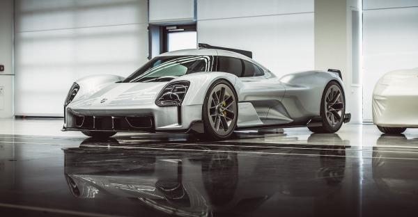 Porsche Unseen: Geheime Designstudien