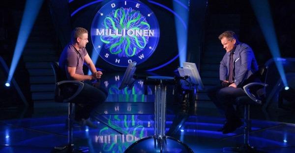 Millionenshow: Das war die 1 Million-Euro-Frage