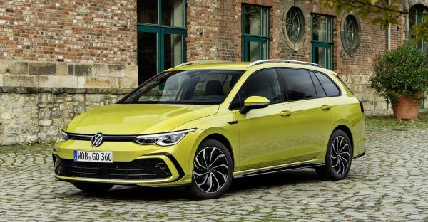 VW Golf Variant - Mehr Golf-Platz