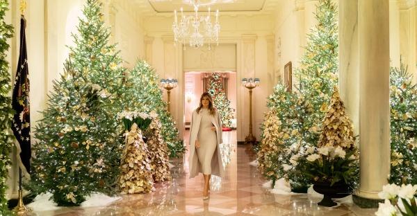 Weihnachtsdeko bei Trump & Co. – Kostbares Funkeln