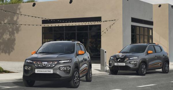 Frühlingserwachen: Der Dacia Spring electric kommt