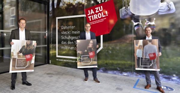 Klares Bekenntnis, jetzt erst recht: Ja zu Tirol