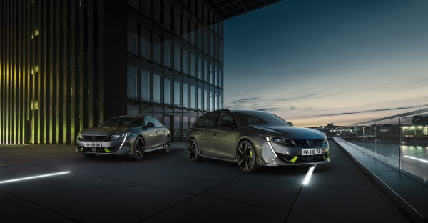 Starker Löwe - der Peugeot 508 Sport Engineered