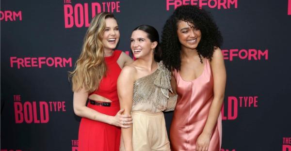 """5 Fakten über die """"The Bold Type""""-Darstellerinnen"""