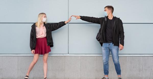 Liebessuche: So geht Dating in Corona-Zeiten