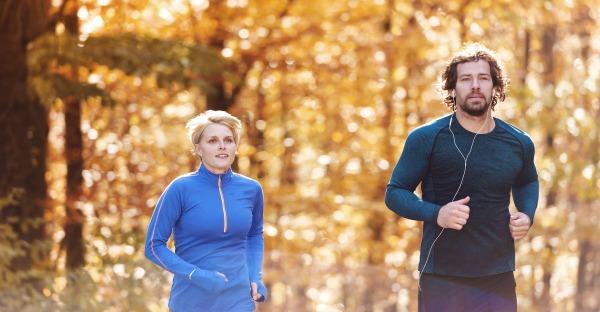 Spazieren & Sport: Aktiv durch den Lockdown