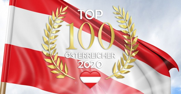 Top 100-Österreicher 2020: Wer hat gewonnen?