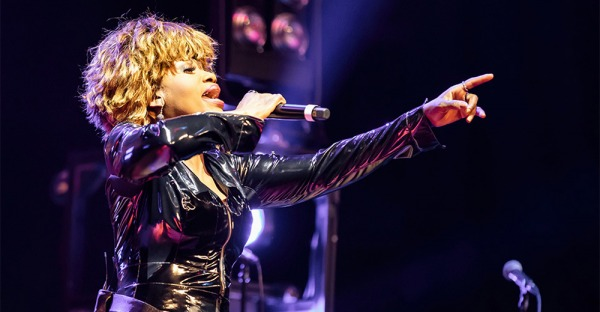 "3x2 Tickets für ""Tina Turner – Simply the Best"""