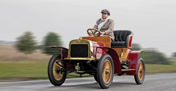 115 Jahre zurück: Das war der erste Škoda