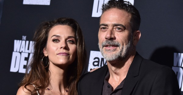 Jeffrey Dean Morgan und Hilarie Burton | Credit: LISA O'CONNOR/AFP/picturedesk.com