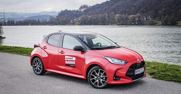 Test: Toyota Yaris Hybrid im Test - Ja zu Yaris