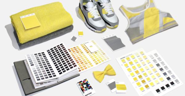 Die Pantone Farben 2021: Ultimate Gray und Illuminating