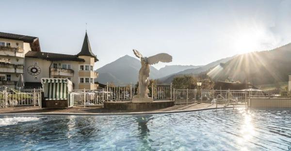 Das Erwachsenen-Resort in den Tiroler Bergen