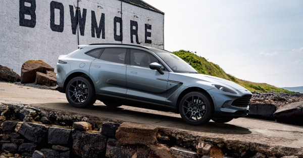 Aston Martin DBX Bowmore Edition: Whisky-SUV