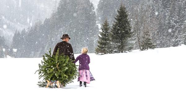 Wie stehen die Chancen auf weiße Weihnachten?