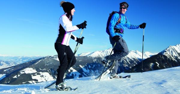 5 Dinge, die beim Schneeschuhwandern beachtet werden sollten