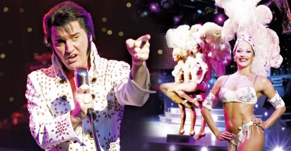 """3x2 Tickets für """"Elvis – Das Musical¶"""