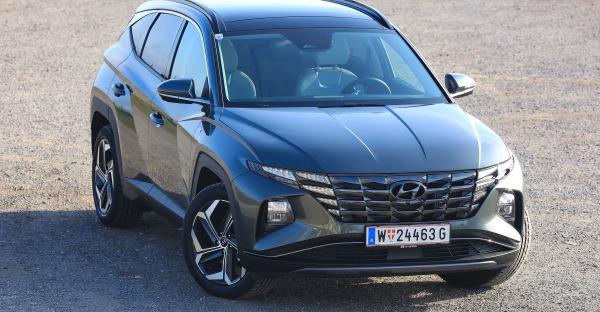 Hyundai Tucson - Revolution statt Evolution