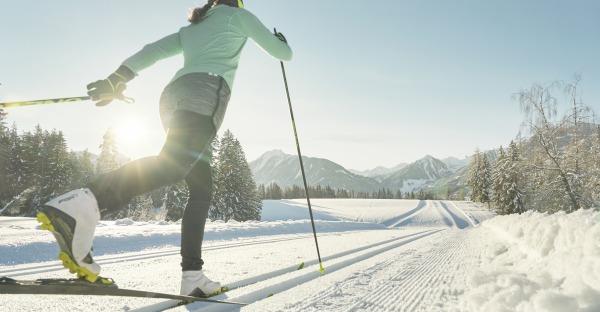 Langlaufvergnügen in der Steiermark