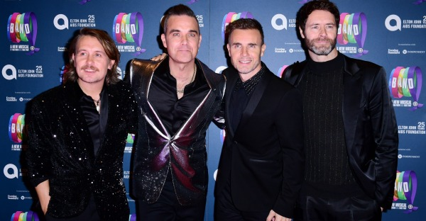 Back for good: Wiedervereinigung von Take That?