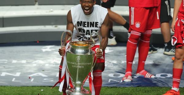 Noch bei Bayern München - wo endet David Alabas Transfer-Saga?