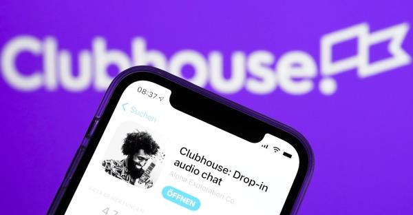 """Das kann die Hype-App """"Clubhouse"""""""