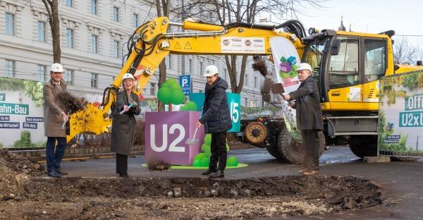 U-Bahn-Ausbau: Start für die neue U5