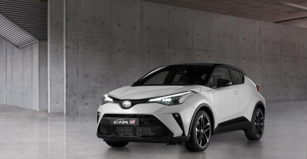 Sporty-Hybrid: Der neue Toyota C-HR GR Sport