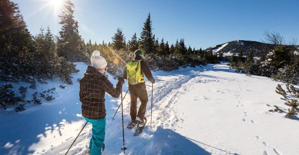 Schneeschuh-Abenteuer auf der Rax
