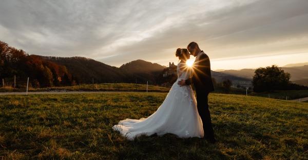 Das sind die schönsten Hochzeitsfotos Kärntens