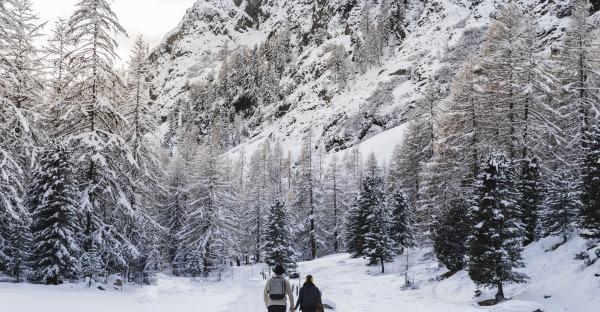 Die schönsten Winterwanderungen in der Steiermark