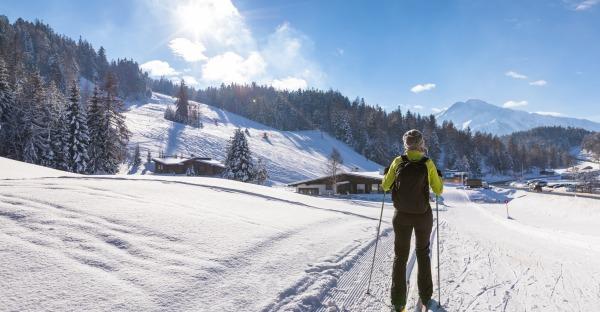 Megatrends Langlaufen und Schneeschuhwandern