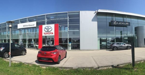 Eigentümerwechsel bei Toyota Mitterbauer