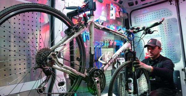 Fahrradservice zu gewinnen!