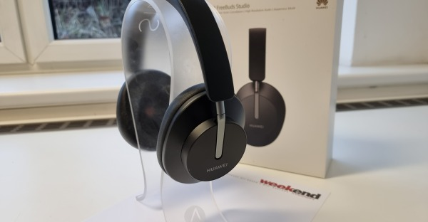 Tech-Blog-Test: Huawei FreeBuds Studio - Kracher!